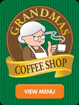 Grandmas Coffee Shop at Five Star Fun